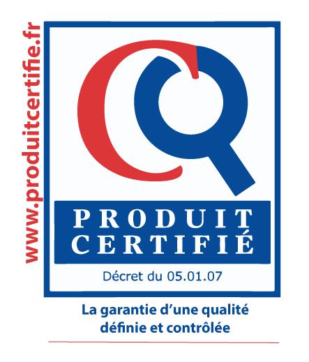 logo produit certifé
